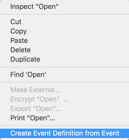 create-event-definition